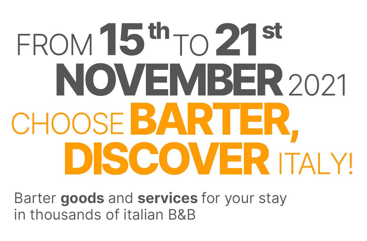Barter Week Italy - mobile